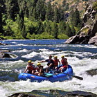 Montana Whitewater - Beartrap Canyon Rafting