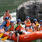 Paradise Raft Save 10% - Whitewater & Scenic