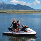 Summit ATR Rentals - Ennis Lake Watercraft