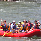 Wild West Rafting - Wet n' Wild Family Fun