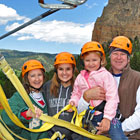 Yellowstone Zipline - Zip & Raft Packages.