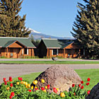 El Western in Ennis - Family Cabins & Lodges.