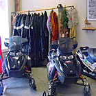 Big Boys Toys Rentals - Sled & Clothing Rental