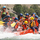 Paradise Raft Adventure - Whitewater & Scenic