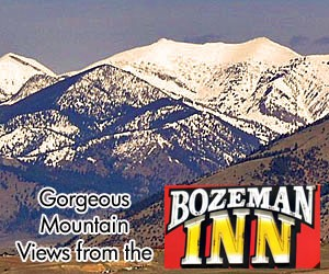 Bozeman Inn - Montana's favorite lodging