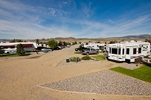 Ennis RV Village - Big Rig, Pet & Family Friendly