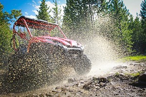 Summit ATR powersports rentals