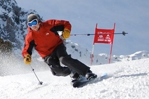 Bridger Bowl Ski Area - great rentals for all ages :: Downhill Adult rentals = $35/day, kids = $20, 6-under just $10. Adult full-day lift tickets = $57, Kids 7-12 = $20, and child 6-under are FREE.