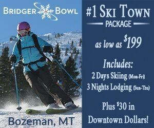 Bridger Bowl - a great Christmas Present - With new upgraded lifts (2013-14), our new Alpine Cabin (for mid-mountain dining & gathering), our skiing experience is better and better in Bozeman.