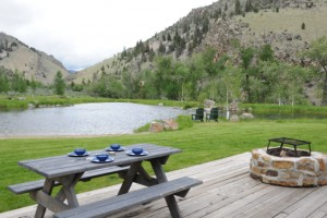 Mountain Home Rentals - on the Big Hole