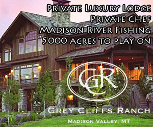 Grey Cliffs Ranch - luxury lodge suites