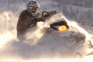 Big Boys Toys - Snowmobile rentals :: Polaris, Ski-Doo & Arctic Cat sleds (helmet, clothing & trailer included) for do-it-yourself trips around SW Montana. Located in 4-Corners 7 miles west of Bozeman 406-587-4747