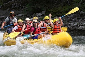 Montana Whitewater Rafting & ZipLine Tours :: Whitewater trips on the Gallatin, Yellowstone & Madison Rivers. Half or Full-day & Overnight Rafting, plus ZIPLINE Tours, fly fishing & horseback! Discount Packages Available.