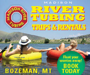 Montana Whitewater & Yellowstone ZipLine Tours : Rafting adventures on three of Montana's best rivers (Gallatin, Yellowstone & Madison), plus horseback riding near Gardiner and Big Sky/Bozeman. Zipline tours also available in both locations (new in 2014).
