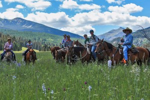 Diamond J Ranch Trail Rides - open to public