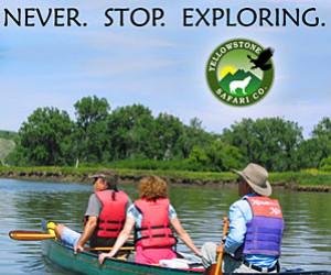 Yellowstone Safari - River Safaris