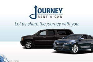 Journey Rent A Cars - Vans, SUVs, Economy & Sedans