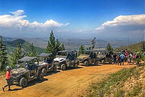 Summit ATR powersports rentals