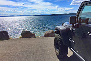 Bozeman area Jeep Rentals - Rocky Mtn Expeditions