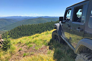 Rocky Mountain Expeditions - Jeep Rentals
