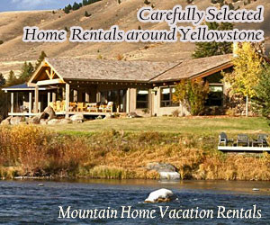 Mountain Home Vacation Als Around Montana Want Your Own Lodge Right On The Yellowstone