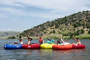 Madison River Tubing - DIY or guided trips