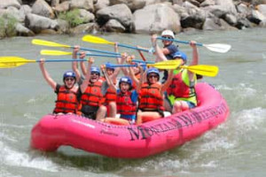 Montana Whitewater Rafting & ZipLine Tours :: Enjoy rafting on the Yellowstone River, horseback rides in and around Yellowstone Park, and Zipline tours on our private ranch. Group rates and free gear rental.