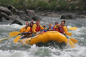 Flying Pig - Whitewater Rafting Adventures