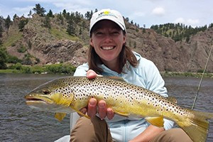 Montana Fishing Outfitters - on the Missouri