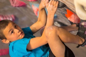 Spire Climbing Center - kid friendly fun