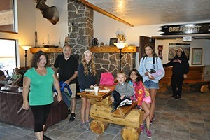 Yellowstone Village Inn - family friendly lodging