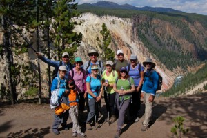 Yellowstone Hiking Guides - guided hiking tours