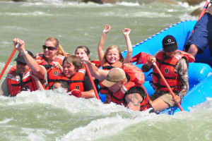 Yellowstone Raft Co. | Celebrating 40 Years :: The originators of raft trips down the Yellowstone River in Gardiner. Choose scenic, whitewater, kayaking, 'Paddle & Saddle' combos, and evening Cowboy Cookouts.