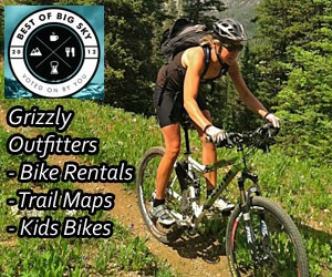 Grizzly Outfitters - sales & gear rentals