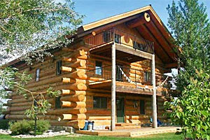 Lucky Dog Lodge - perfect group lodging option