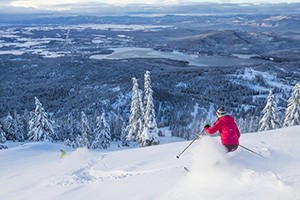 Whitefish Skiing - save 25% or $89/night w/lift