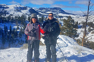 In Our Nature - Yellowstone Snowshoe Tours