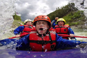 Montana Whitewater & Yellowstone Zipline