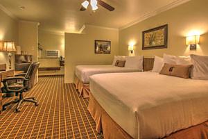Lewis & Clark Motel - a historic local hotel