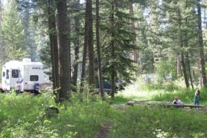 Snowbank Campground - Book ONLINE