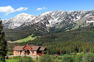 Bridger Vista - ideal family lodge, sleeps 10
