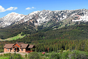 Bridger Vista Lodge - luxury lodging near Bozeman