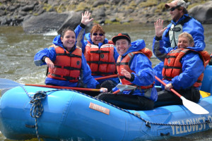 Yellowstone Raft Co. - adventure packages
