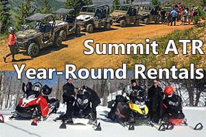 Summit ATR - UTV, ATV & Snowmobile Rentals