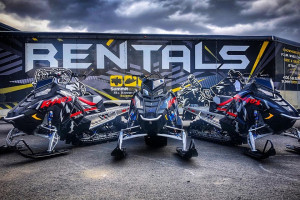 Summit ATR - new 2020 Polaris KHAOS sleds