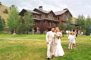 Grey Cliffs Lodge | Intimate Weddings