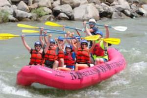 Yellowstone Rafting Trips