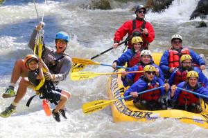 Yellowstone Raft & Zip