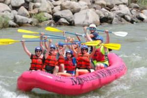 Yellowstone Rafting & Ziplining Trips