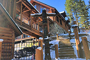 Garibaldi Lodge - Luxury Home at Bridger Bowl